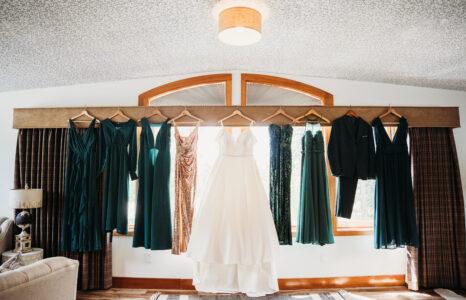 Natalie + Don | Cider Mountain Wedding Venue | Athol, ID